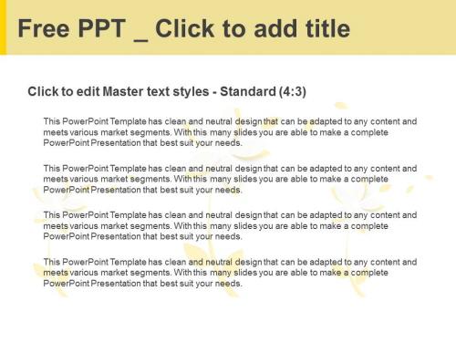노란 종이꽃 PPT 템플릿 (2).JPG